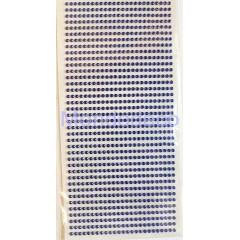 STRASS - Brillantini adesivi per decorazioni color blu
