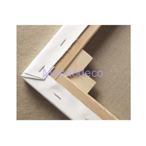 Tela da pittore rettangolare adatta alla decorazione e al decoupage