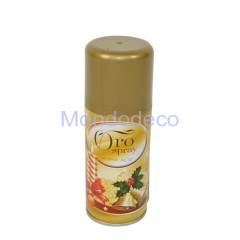 Spray color oro metallizzato