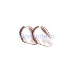 Deco glass pasta perla rosa 111