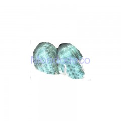 Deco glass pasta cristalli di smeraldo 116