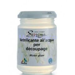 Vetrificante all'acqua per decoupage ml. 300