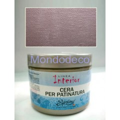 Cera per patinatura color platino 9 ml. 40 LINEA INTERIOR