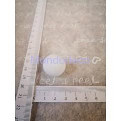 STAMPO in gomma liquida siliconica professionale -  Palla per bastoncino profumatore in gesso resinato