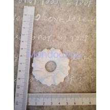 STAMPO in gomma liquida siliconica professionale - Biscotto in gesso resinato