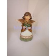 Angeli con libro Porta fortuna  adatti alla decorazione
