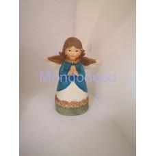 Angeli in preghiera porta fortuna  adatti alla decorazione
