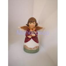 Angeli con croce porta fortuna  adatti alla decorazione