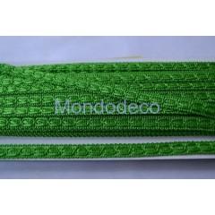 Nastro - Passamaneria serpentina color verde prato adatto alle ns creazioni