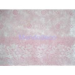 Carta di Riso - PIZZO  color bianco