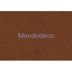 Carta di riso in tinta unita color marrone adatto per il decoupage