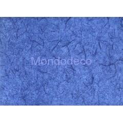 Carta di riso in tinta unita color blu chiaro adatto per il decoupage