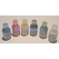 Colore per vetro per sopseso trasparente ml. 60 color nero
