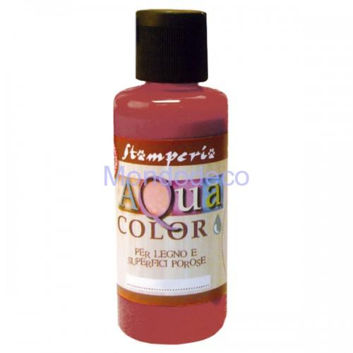 MIX Media - Aquacolor per legno 60 ml Ciliegio KE34H