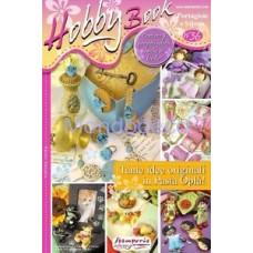 Hobby Book n.36 Portagioie e bijoux - Tante idee originali in Pasta Olpa LIBPIT36