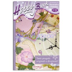 Hobby Book n.19 Decorative Painting - Tanti progetti originali e divertenti LIBPIT19