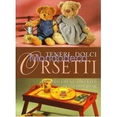 Teneri, dolci orsetti Decora, crea e divertiti con i teddy bear