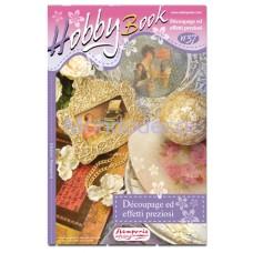 Hobby Book - Decoupage e Doratura effetti preziosi LIBPIT37