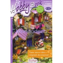 Hobby Book n.22 Coppi e accessori - Tante nuove idee e originali decorazioni LIBPIT22