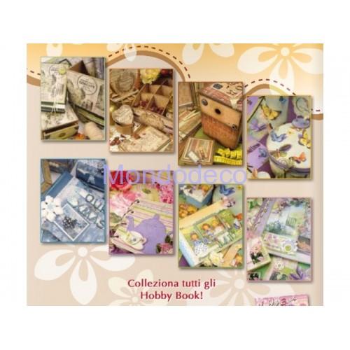 Hobby Book n.40 Idee scrapbooking - Tanti nuove idee scrapbooking LIBPIT40