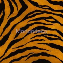 Carta per Scrapbooking - Carta Monofaccia - texture Tigrato SBS044