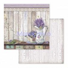 Blocco Carte Scrapbooking - Provence SBBL51