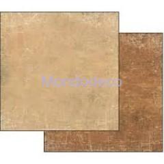 Carta per Scrapbooking - Carta Monocolore pastello camoscio SBS342