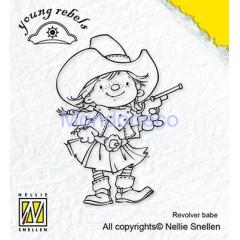 Timbro - Nellie Snellen Young Rebel - Revolver Babe