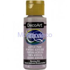 Colore acrilico Americana DecoArt DecoArt DA359 - Americana Acrylics Paint Color Morning Mist