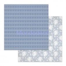 Blocco Carte Scrapbooking - Winter Star SBBKL601