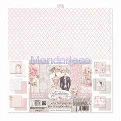 Scrapbooking Paper Pack - Wedding  SBBKL602