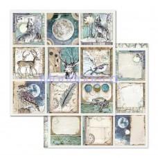 Blocco Carte Scrapbooking - Cosmos SBBL56
