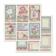 Blocco Carte Scrapbooking - Grand Hôtel SBBL57