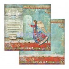 Blocco Carte Scrapbooking - Make a Wish SBBL59