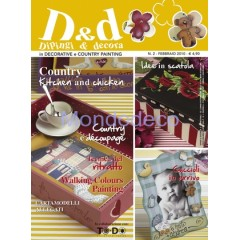 Dipingi & Decora in decorative e country painting n.02