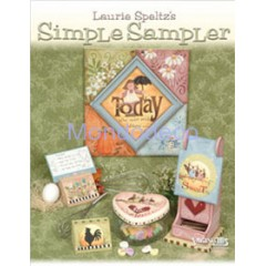 Simple sampler - Laurie Speltz